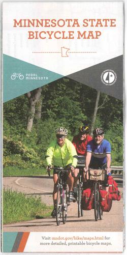 MN State Bike Map